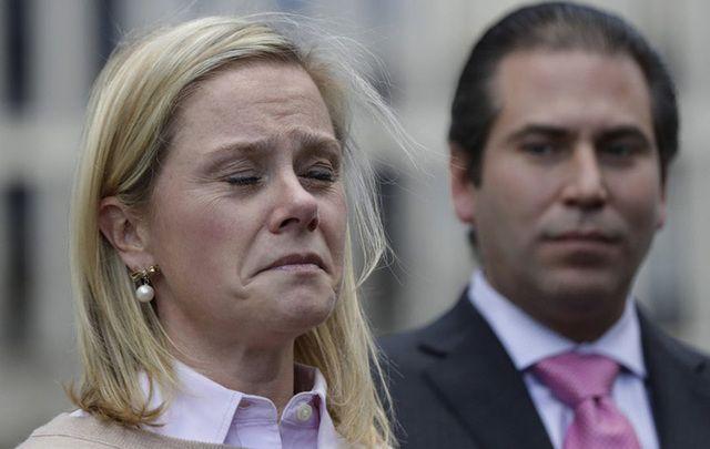 Bridget Anne Kelly, New Jersey Governor Chris Christie's former deputy chief of staff