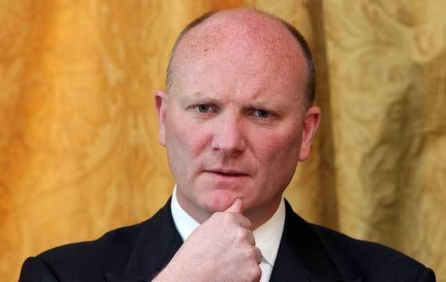 Galway businessman Declan Ganley.