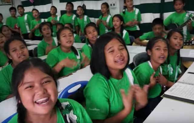 The Thai Tims share their rendition of 'Galway Girl.'