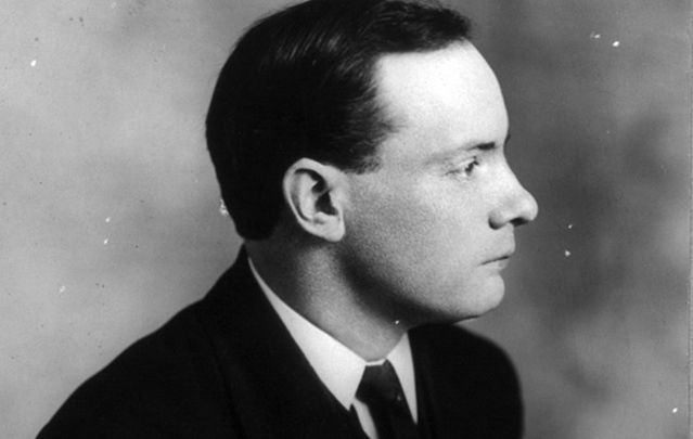 Rising leader Patrick Pearse.