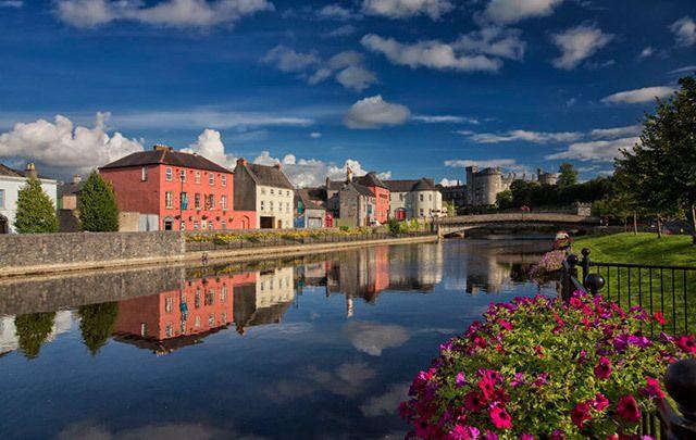 The beautiful Kilkenny.