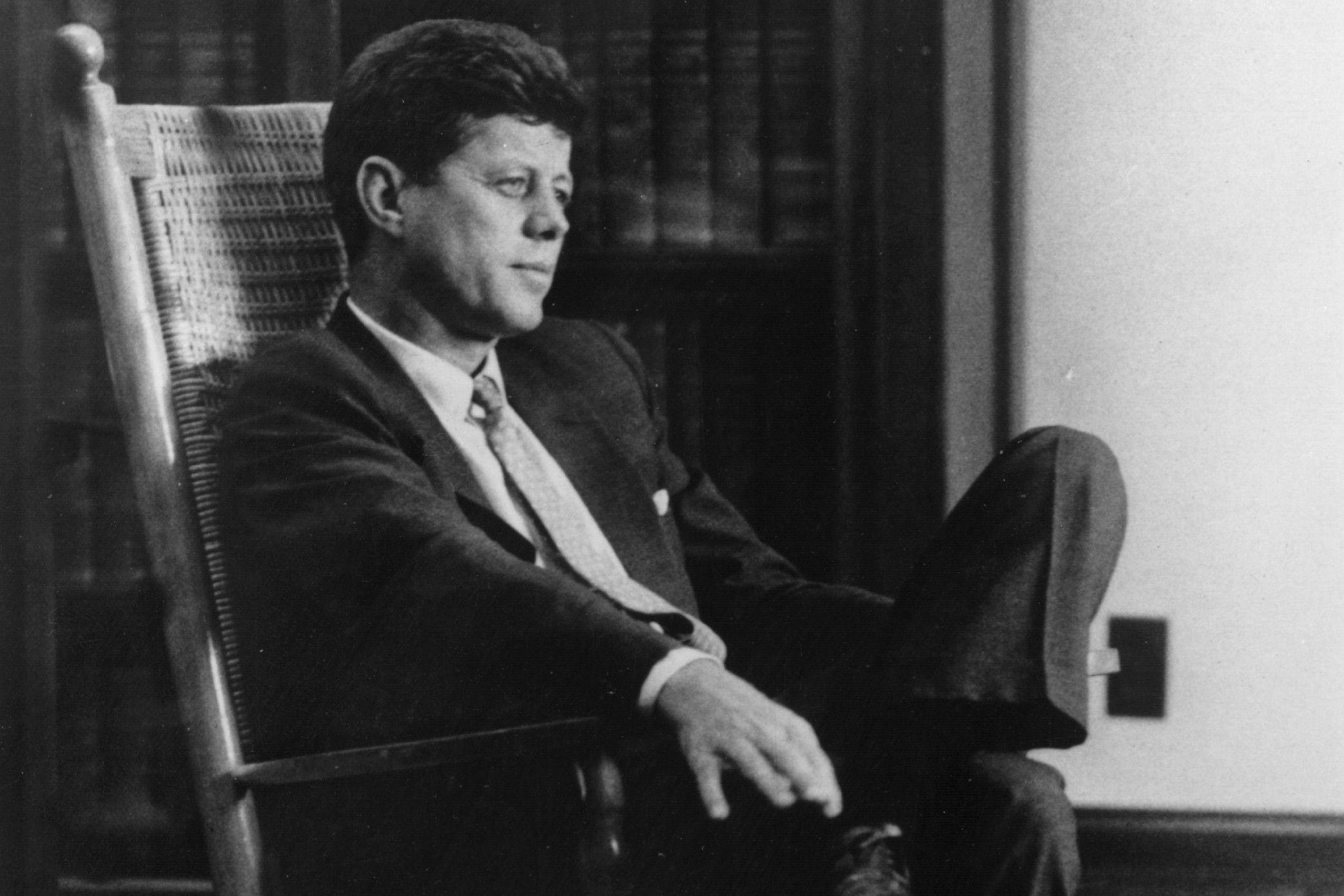 Remembering JFK - the assassination took place 56 years ago
