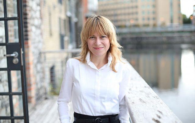 Niamh Bushnell, the Dublin Commissioner for Startups