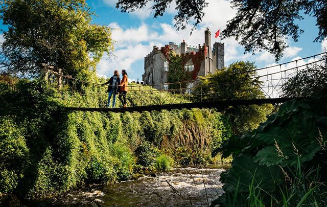 Birr Castle is one of the many stunning attractions in County Offaly.