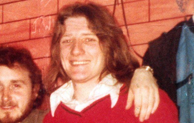 Hunger striker Bobby Sands.