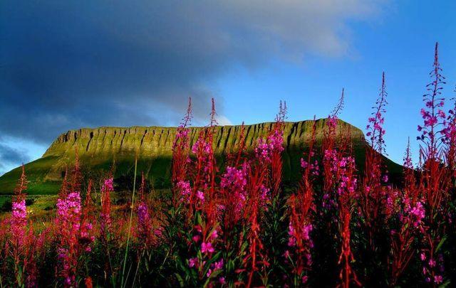 Benbulben, County Sligo.