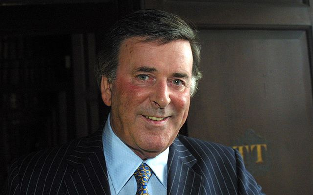 The late great Terry Wogan.