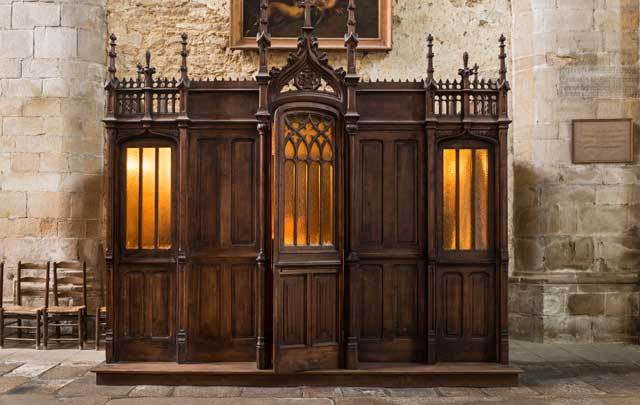 A new GPS-powered app from the Catholic Church directs penitents to the nearest confessional.