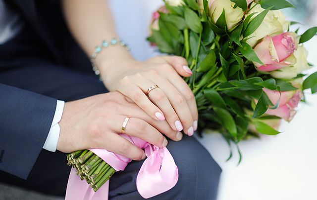An Irish groom who kicked and punched his new wife in the bridal suite of their hotel on their wedding night has avoided jail time this week.