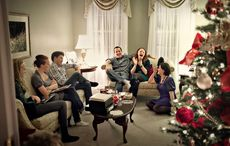 Thumb christmas at home in ireland getty