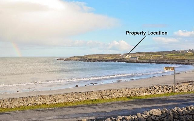 """""""6 bed property which enjoys magnificent views of Kilmurvey beach and the wild Atlantic on Inishmore."""""""