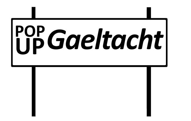 Come join the fun at New York's first Pop Up Gaeltacht.