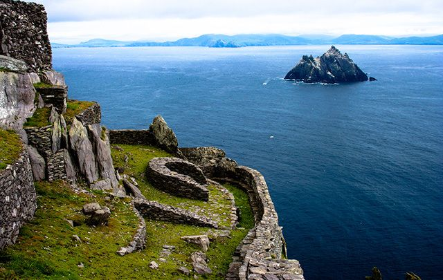Unless we plan how to manage the burgeoning numbers of visitors that it now attracts, Skellig Michael will be in grave danger. What's so unique about Skellig Michael that requires such protection? The answer is in its history.