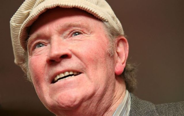 Remembering the late, great Liam Clancy.