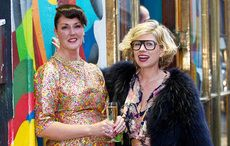 Thumb_naomi_fitzgibbon_with_sonya_lennon_at_vintage_finds_you_launch__drury_buildings__dublin_paul_sherwood