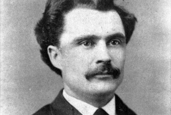 John Boyle O\'Reilly, circa 1870.
