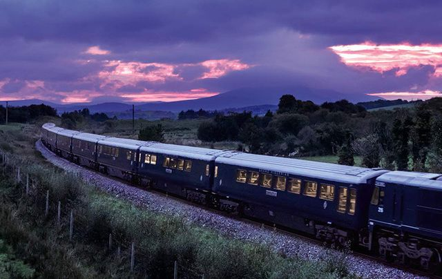 Direct Travel Luxe offers the amazing opportunity of a four-night journey on Ireland's first luxury overnight train, the Grand Hibernian Train.