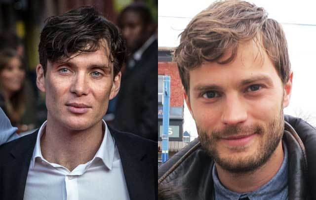 Irish actors Cillian Murphy and Jamie Dornan are two of Glamour's 100 Sexiest Men for 2017.