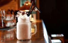 Treat yourself to this Guinness milkshake for National Milkshake Day!