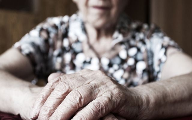 Sarah Clancy, 108, is now Ireland's oldest living person, with a rich story to tell of decades lived on both sides of the Atlantic. Above: Stock photo of a venerable older lady.