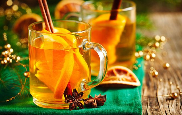 Mulled Magners: The makers of Magners Irish Cider have pulled together some of our favorite cocktail recipes to share.