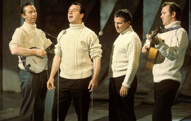 The Clancy Brothers and Tommy Makem.