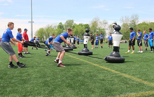 Shadowman is revolutionizing the training sessions of contact sports worldwide.