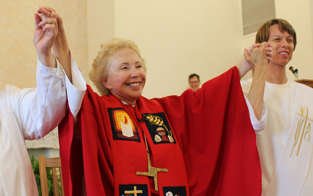 Dr Bridget Mary Meehan.