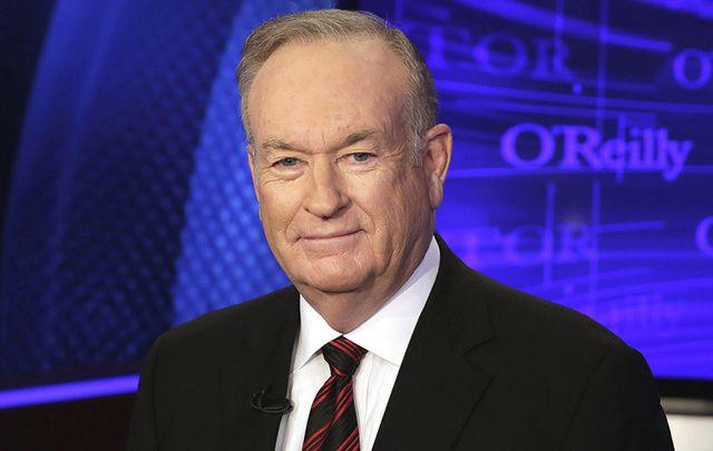 Fox Pundit Bill O'Reilly.