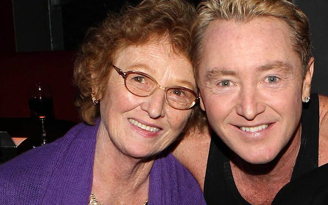 Eilish and Michael Flatley: Irish dance star announces sad passing of his beloved mother.