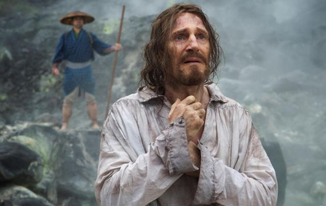 Liam Neeson stars in Martin Scorsese's movie Silence, 20 years in the making.