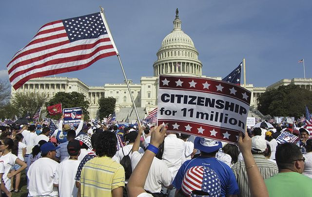 What will happen to immigration reform after Donald J. Trump is inaugurated as POTUS?