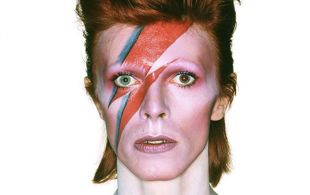 "David Bowe IRL: ""He didn't really look Ziggy Stardust, Thin White Duke, Aladdin Sane or any one of his fabulous ground breaking personas...he mostly looked like a sort of tweedy English gentlemen."""