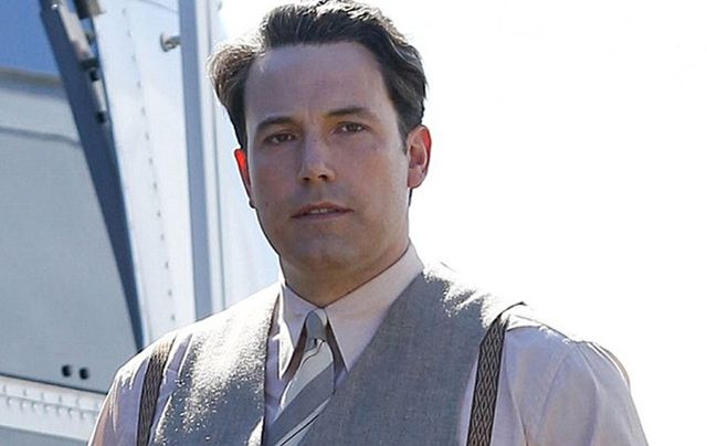 Ben Affleck in Live by Night.