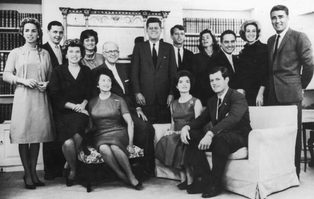 While glamorous, the Kennedy family dynasty was marked by great tragedy and dark secrets.
