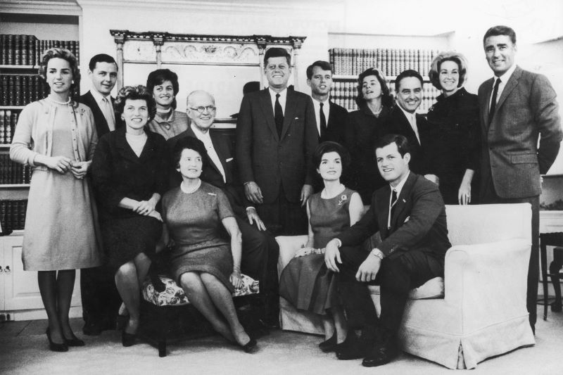 The Kennedy Family: the dark secrets you didn't know