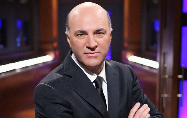 Irish Canadian business tycoon, author and reality TV star Kevin O'Leary says US President-elect Donald Trump has inspired him.