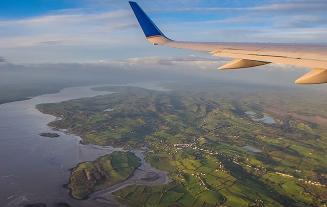 The lucky winner of IrishCentral's flight to Ireland newsletter contest now has a pair of round-trip tickets to Ireland!