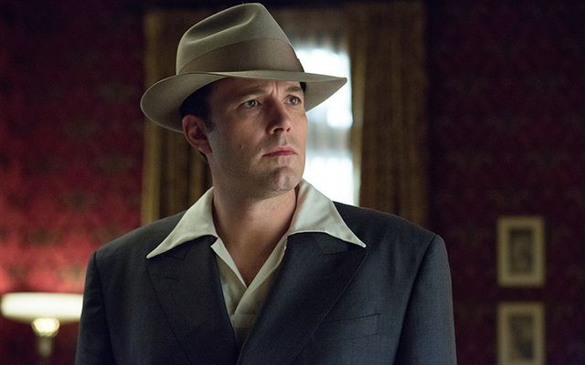 Ben Affleck stars as Boston Irish mobster Joe Coughlin in Live by Night.