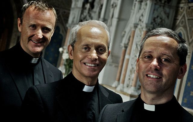 The record breaking Irish group The Priests are set to play New York.
