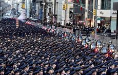 Thousands attend funeral of hero NYPD cop Steven McDonald