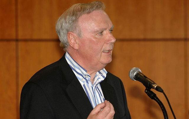 Former Irish Ambassador to US Dermot Gallagher.