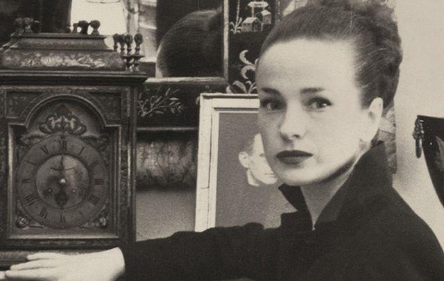 The elegant Maeve Brennan.