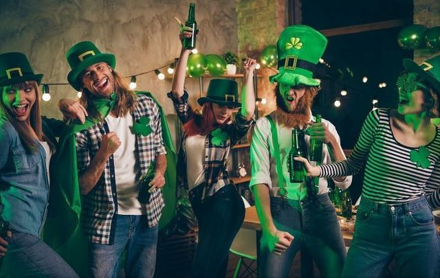 What do you make of the anti-Irish products that pop up around St. Patrick\'s Day?