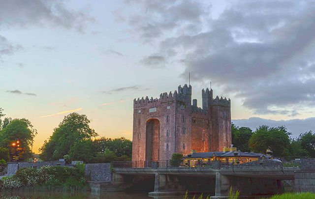 Shannon Airport saw a rise in travelers, and the Shannon region's key attractions like Bunratty Castle saw an influx in visitors.