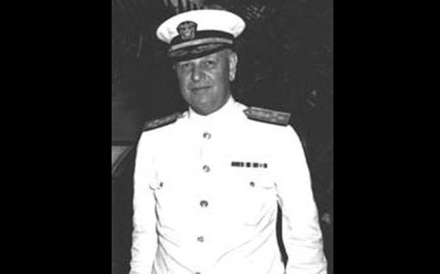 Commander Kimmel. The Kimmel family has campaigned for decades against what they, and many others, see as the scapegoating of Admiral Kimmel after Pearl Harbor.