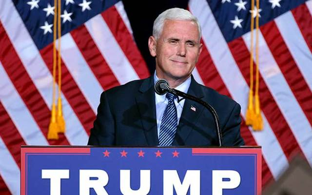 Vice-president Mike Pence