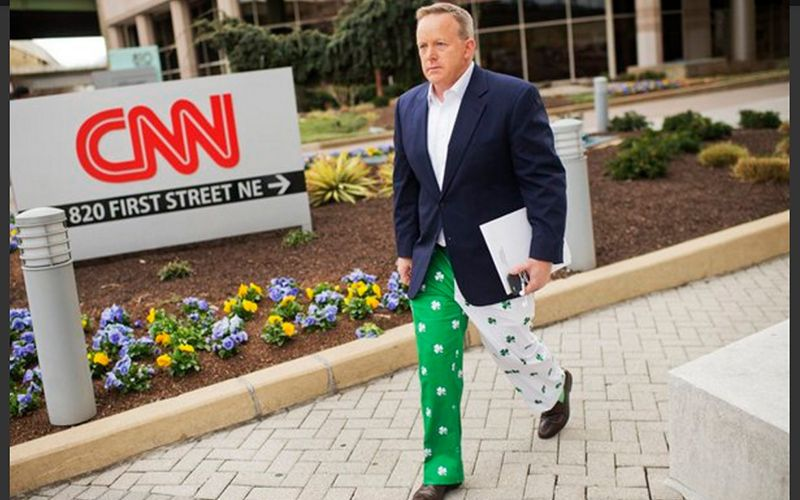 Sean Spicer will need luck of the Irish in Trump White ...