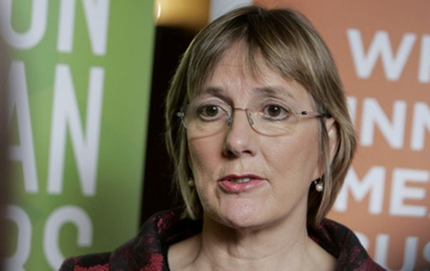 CEO of Enterprise Ireland Julie Sinnamon.
