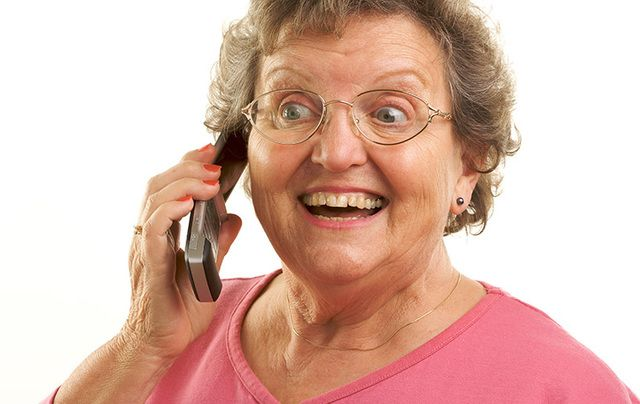 """Sorry dear? Who\'s this?\"" Wrong number! Irish town gets calls for British ""adult"" TV station."